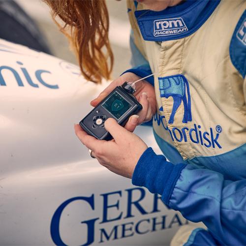 Australian Motorsport Media - Content Creation for April Welsh