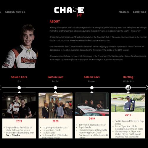 Australian Online Motorsport Presence